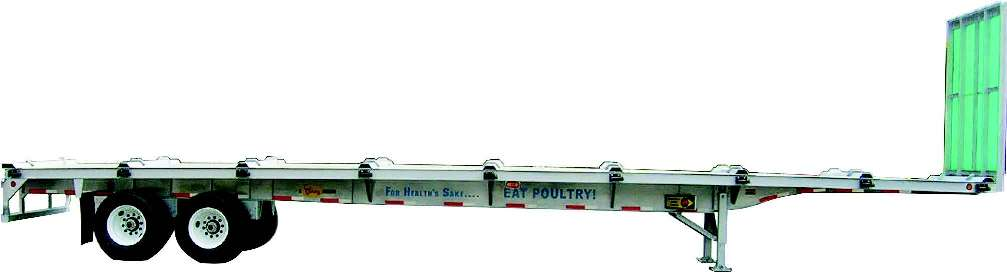 Poultry Special Trailer for Removable/Stackable Coops ... on trailer brakes, trailer plugs, trailer generator, trailer fuses, trailer hitch harness, trailer mounting brackets,